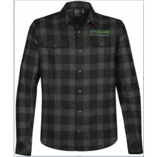 Men's and Womens Logan Snap Front Shirt