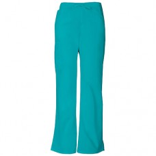 Missy Fit Mid Rise Drawstring Cargo Pant